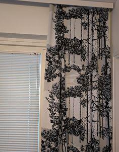 Vaateviidakko: Pimennysverhoja ja huopahelmiä Handmade Decorations, Reuse, Diy Furniture, Recycling, Interiors, Curtains, Home Decor, Blinds, Decoration Home