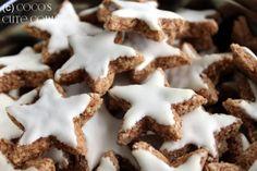 Zimtsterne / Christmas Cookies