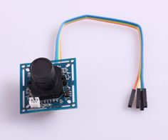 Here we introduced one OV7670 camera module just purchased online, including the communication of camera module and Arduino UNO, the using ways to take photo via...