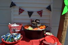 Pirates Birthday Party Ideas | Photo 46 of 77 | Catch My Party
