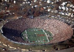 44. The neighborhood of Westville in New Haven, CT is also bordered by the Yale Bowl