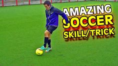 Learn Amazing Soccer Tricks: ''Guidetti Flick Up'' Skill Tutorial by Ski...