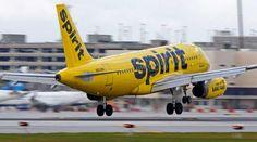 Bebé nace en vuelo de Spirit Airlines y tendrá viajes gratis de por vida