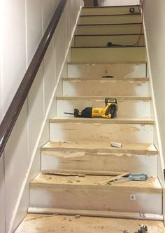 Fresh Installing Basement Stairs