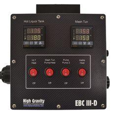 EBC+III-D+Electric+Brewery+Controller