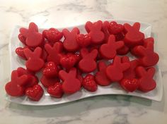 An Organic Wife: Recipe: Homemade Fruit Snacks