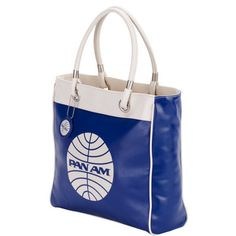 Pan Am Tote Pan Am Blue