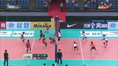 Viet Nam vs Japan - 5th place - 2015 Asian Women's Volleyball Championship