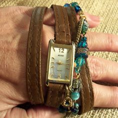 Top 10 DIY Ways to Make New Bracelet Watch From Your Old Watch