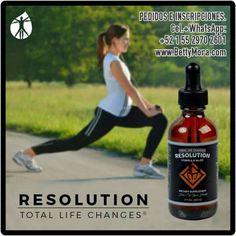Las gotas #Resolution están diseñadas para reducir la ansiedad de comer, ayudándote a cumplir tu metas de pérdida de peso en un mes. #B1000F