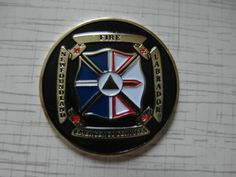 Medal fire Newfoundland and Labrador fire department Canada New # SUPER RARITY #