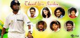 Tollywood reacts to Sachin's last match