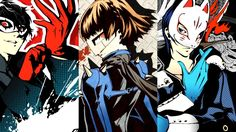 New Batch of Persona 5 All-Out Attack Videos Feature the Hero, Makoto and Yusuke