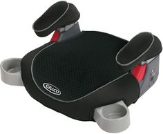 Child Car Booster Seat Backless 4-10, From 40-100 Lbs Hideaway Cup Holder #boosterseat #baby #child #mother #moms #carseat #car