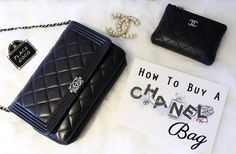 Shopping: Buying Your First CHANEL Bag; CHANEL Boy WOC; CHANEL Coin Purse