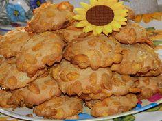 Valeria in Cucina: Biscotti Croccanti con Corn Flakes e Pinoli