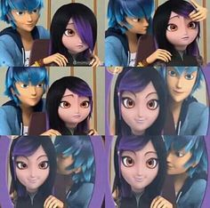 Is nobody gonna talk about how great of a big brother supporter Luka is towards . - Is nobody gonna talk about how great of a big brother supporter Luka is towards Juleka's dream? Ladybug Comics, Miraclous Ladybug, Ladybugs Movie, Ladybug And Cat Noir, Moba Legends, Funny Parrots, Disney Princess Quotes, Miraculous Characters, Marinette And Adrien