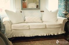 Waverly Sofa Slipcovers | Sofa A.com