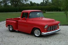 1955 chevy truck | PICK-UP CHEVY 1955
