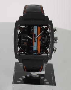 Edition limitée Tag Heuer Monaco Concept Twenty Four en vente sur lacparis.com #swisswatches #tagheuermonacoconcepttwentyfour #auctioneerlacparis.com