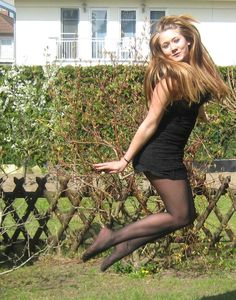 I am a mature man who has had a life long obsession with women in nylons not wearing shoes. Pantyhose have there place, but I especially like full fashion stockings. Nylons, Pantyhose Legs, Mini Skirt Dress, Sexy Skirt, Mini Skirts, Sheer Tights, Black Tights, Thigh High Leggings, Mixed Girls