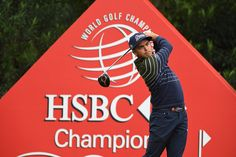 Rickie Fowler Photos Photos - Rickie Fowler of the United States tees off on the 18th hole during day two of the WGC - HSBC Champions at Sheshan International Golf Club on October 28, 2016 in Shanghai, China. - WGC - HSBC Champions: Day Two