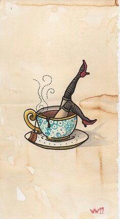 ideas tattoo traditional coffee for 2019 tattoo designs ideas männer männer ideen old school quotes sketches Bild Tattoos, Love Tattoos, Beautiful Tattoos, Body Art Tattoos, Tattoos For Women, Tattoos Skull, Pin Up Tattoos, Tattoo Old School, Dessin Old School