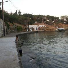 Agia pelagia Crete