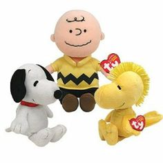 773b9fc0ce1 they even play the Peanuts theme song when you press their palm. Liz Puente  · Beanie babies❤