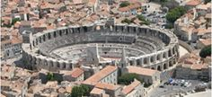 Arles in France a unique ancient heritage, discover the amphitheater, the ancient theater, the regional museum of Arles Antique . Monuments, Tourist Office, France, City Photo, Roman, Thermal Baths, City, French