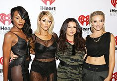 Aundrea Fimbres and the rest of Danity Kane - Aundrea announced recently she is engaged & leaving the group.  So sad.  Love her.  :-(