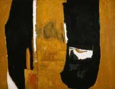 Jour La Maison, Nuit La Rue, Robert Motherwell, 1957-1958