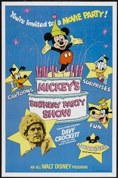 Mickey's Birthday Party Show  – Disney