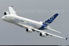 Airbus Industrie F-WWDD Airbus A380-861 aircraft picture