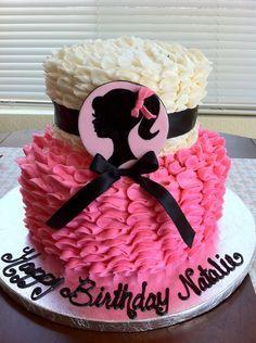 Barbie — Birthday Cake Photos