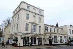 The Jug & Jester pub, Bath Street Bronte Sisters, Female Portrait, Georgian, Regency, Past, Multi Story Building, History, Places, Gardens