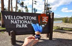 Yellowstone National Park - part 1