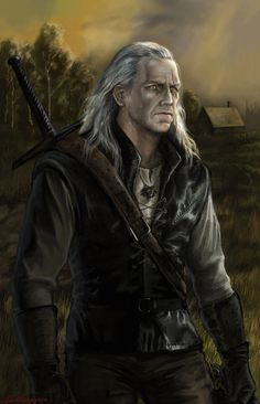 Geralt of Rivia by Bathorygen.deviantart.com on @DeviantArt