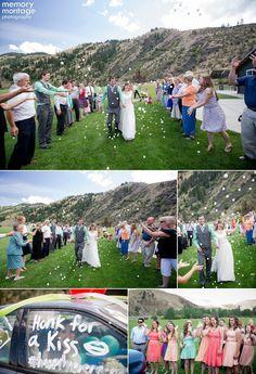 Ping Pong Ball getaway! :) Creative Getaway. American Homestead. Yakima Photography. Bride and Groom Portraits. Bridal Party. Coral and Mint Wedding. Wedding Photography. Wedding day. Memory Montage Photography. www.memorymp.com