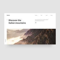 The thought here would be to add a value prop above the hero Website Design Inspiration, Layout Inspiration, Web Layout, Layout Design, Minimal Website Design, Clean Web Design, Design Thinking, Design Creation, User Experience Design