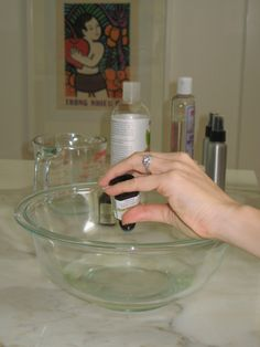 My Favorite Homemade Natural Bug Repellent for Babies and Kids:  It was great over Easter weekend.  I sprayed it on the dog too as he frolicked with his cousins through the open pasture - to ward off ticks and fleas