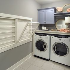 McCumber Lane, Lewis Center - traditional - laundry room - Other Metro - Weaver Custom Homes