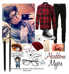 """""""Abaddom(Addom) Myers