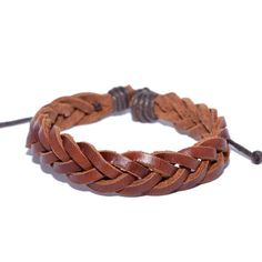 Tired of paying high prices for leather jewelry you could easily make? Then get out your crafting gear, and make your own leather bracelets from scratch! The process is easy, and you will be left with a handmade, sophisticated piece of...