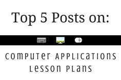 Microsoft Word Lesson Plans and Activities to Wow Your