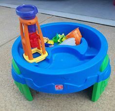 Step 2 water table, $5