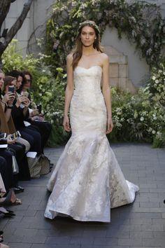 Prague - Monique Lhuillier: http://www.stylemepretty.com/2016/05/09/wedding-dress-world-city/