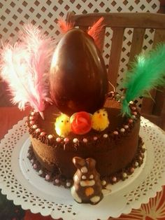 Mona Pasqua Easter cake