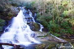 Hiking to High Shoals Falls in North Georgia: a Colossal, Cascading Waterfall | Atlanta Trails
