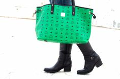 Welcome spring with MCM - Fashion Has It. Romantic Outfit, Welcome Spring, Hermes Birkin, Rubber Rain Boots, Outfits, Inspiration, Fashion, Biblical Inspiration, Moda